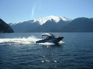 2013 King Fisher 1775 Extreme Duty Riverboat jet boat