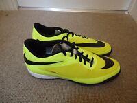 Nike Hypervenom, astro turf football boots, like new, size UK 9