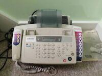 Samsung SF350 3-1 Inkjet fax Machine + user guide £15