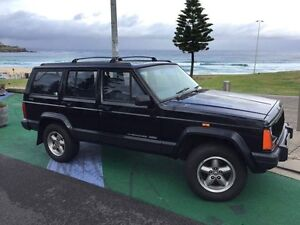 Backpacker 4x4 JEEP-9M REGO-150KM-Auto Sydney City Inner Sydney Preview
