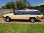 1984 Ford Falcon XE S-Pak Wagon Barn Find Argenton Lake Macquarie Area Preview