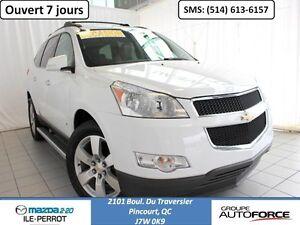 2010 Chevrolet Traverse 2LT 7 PASSAGERS CUIR TOIT