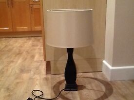 Table Lamp for the Lounge/Dining Room