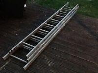 Aluminium Treble 8 Ladders