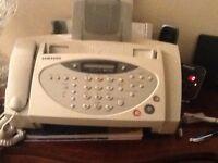 Samsung Fax Machine SP 3100
