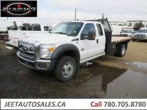 2012 Ford F-550 XlT Extended Cab & Chassis