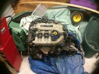 2.5 v6 vectra b engine