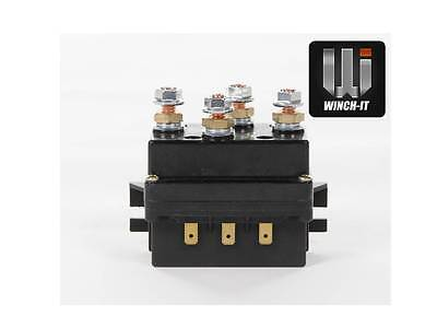 HEAVY DUTY WINCH SOLENOID offroad allbright equivalent recovery 4x4