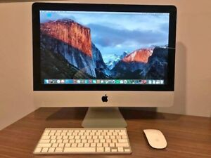 Apple iMac 21.5-inch 3.06GHz Intel Core i3