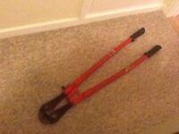 35 inch Amtech bolt cutters
