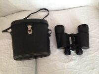 zenith binoculars 10x50 with case,great condition.