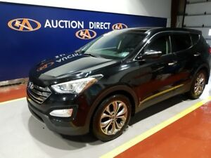 2013 Hyundai Santa Fe Sport 2.0T Limited LOADED!!! LEATHER, S...