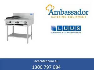 Luus  600 Flate Plate, 300 Char Grill & Shelf BCH-6P3C Geebung Brisbane North East Preview
