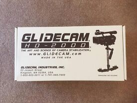 BRAND NEW HD-2000 Glidecam! Never removed from box