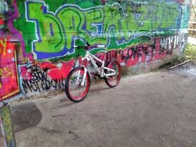 scott fr20 freeride mtb bike downhill bike