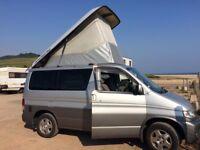 Mazda Bongo converted camper