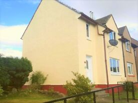 FOR RENT: HIGH QUALITY semi detached house with large private gardens, driveway and patio area.