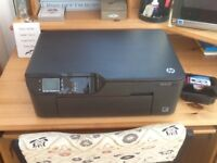 HP Deskjet 3520 printer for sale good condition not very old with 2 new cartridges