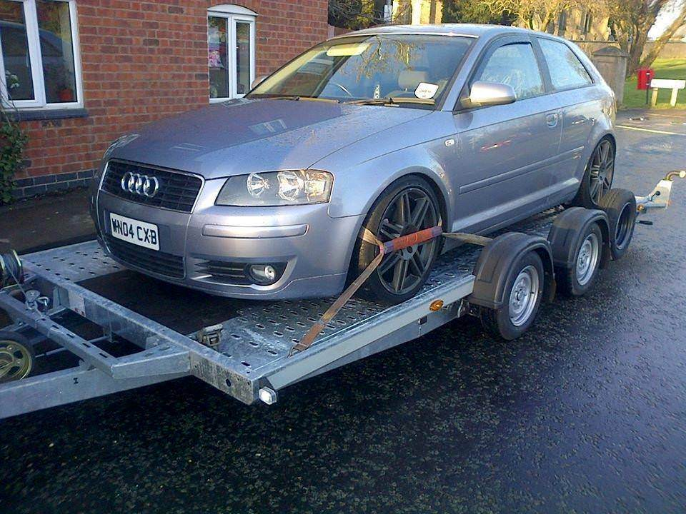 Car Towing Services Edinburgh