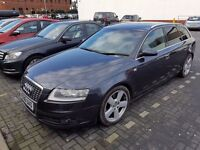 Audi A6 estate 2006 Auto, petrol/lpg,167234+ ,full s-line, 18 alloys,fully loaded at bargain price