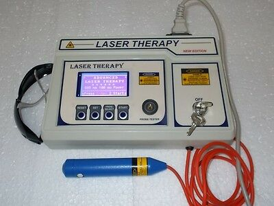 New Low Level Therapy Laser Cold Therapy Laser Program Lcd Displayed Unit M6j-g