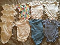 Baby boy bundle 0-3m, 40+ items