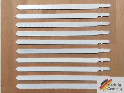 10 Speziall Stichsägeblätter extra lang 180 mm T-Schaft  Aufnahme Fassadenbau