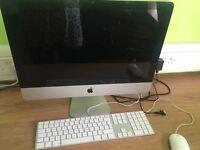 Apple iMac 2011 i5 Quad Core 2.7GHZ 8gb ram 500gb HDD