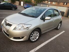 Toyota Auris 1.6 - Full service history !!! and HPI check !!!