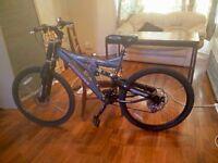 Shockwave XT 850 Bicycle