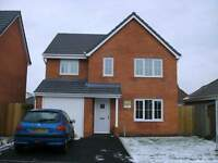Modern 4 bedroom detached house available to rent in Buckshaw Village, Chorley