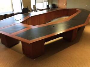 Beautiful Executive Boardroom Table ***REDUCED***