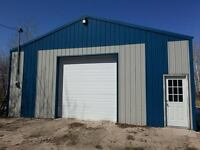PRICE REDUCED 30'x70'x11'(to rafters) SHOP/GARAGE