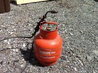 Calor Gas Bottle 3.9kg with torch