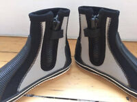 Rooster, all purpose dinghy sailing boots