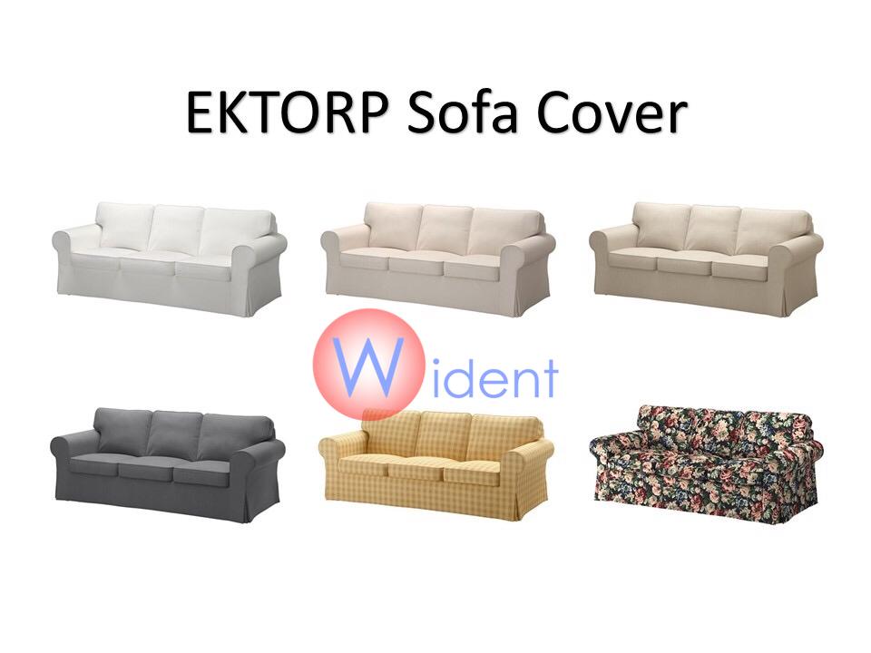 IKEA EKTORP Sofa Cover