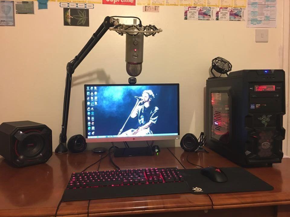 Ultimate Gaming Pc Setup Custom Built Pc Monitor
