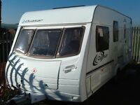2004 luner QUASER 524/4 berth end changing room