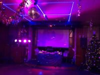 *Experienced Mobile DJ available with sound and light*