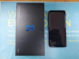brand new s9 unlocked 64gb