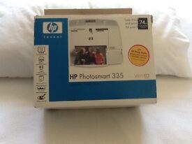 HP photo smart 335 still in box and unused