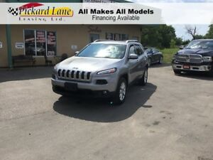 2015 Jeep Cherokee North All TERRIAN MODE!! 2.4L 4CY, 9 Speed...