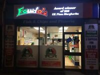 Busy Takeaway in Motherwell. Prime location
