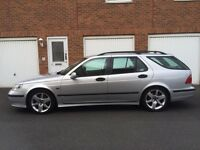 2004 Saab 9-5 Vector Sport Estate 3.0 V6 Turbo Diesel *LOW MILES* Tow Bar towbar
