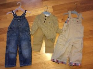 Outfit and overalls