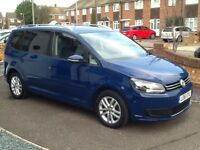 Volkswagen Touran 2.0 SE Automatic (DSG) 7 seater, cheap for year