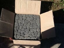 Brand new river rock tiles sheets x 3 boxes Legana West Tamar Preview