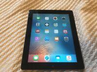 iPad 2 Black 64GB WiFI FULLY WORKING