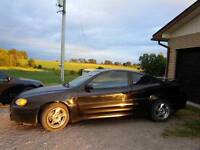 2003 Grand Am Gt ( 2 door coupe ) black on black leather