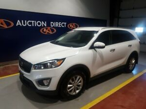 2018 Kia Sorento 2.4L LX AWD, RADIO W/SCREEN, DRIVES GREAT.